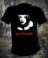 Футболка Garbage Shirley Manson
