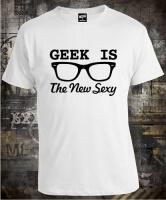 Футболка Geek is the New Sexy