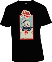 Футболка Ghostbusters Stay Puft