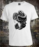 Футболка Girl With Octopus