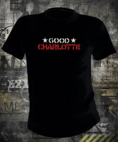 Good Charlotte Stencil Logo
