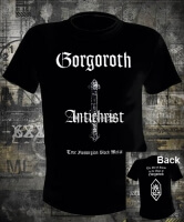 Футболка Gorgoroth Antichrist