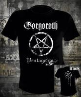 Футболка Gorgoroth Pentagram
