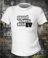 Футболка Grand Theft Auto 4