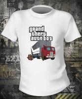 Футболка Grand Theft Autobot