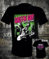 Футболка Green Day 99 Revolutions