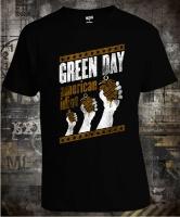 Футболка Green Day American Idiot Handout