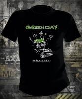 Футболка Green Day Basket Case