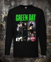 Green Day Group Concert