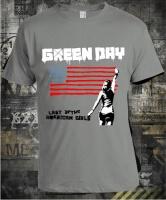 Футболка Green Day Last of the American Girls