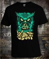 Футболка Green Owl