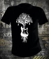 Футболка Guitar Tree