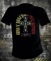 Футболка Guns N Roses Appetite Tour 1991