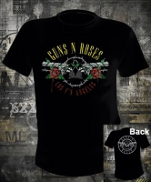 Футболка Guns N Roses Los Fucking Angeles
