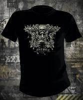 Футболка Guns N Roses Skeleton Gun