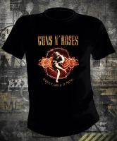 Футболка Guns N Roses Sweet Cherub