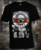 Guns n Roses Group Grey