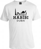 Футболка Habibi Dubai