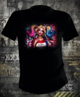 Harley Quinn Suicide Squad Art