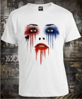 Harley Quinn Suicide Squad Eyes