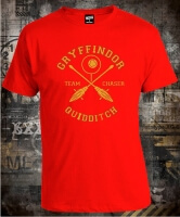 Футболка Harry Potter Gryffindor Quidditch