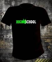 Футболка High School