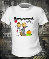 Футболка Honeymooner