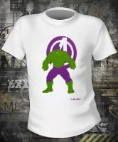 Hulk Avengers Minimal
