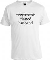 Футболка Husband