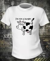 Футболка I Am Not A Burger