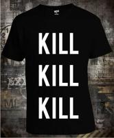 Футболка I Declare War Kill Kill Kill