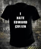 Футболка I Hate Edward Cullen