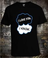 Футболка I Love You I Know