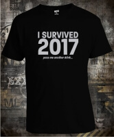 I Survived 2017 Pass Me a Drink