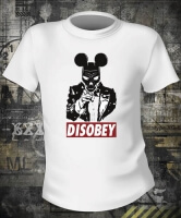 Футболка I Want You! Disobey