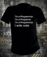Футболка I'm a Programmer
