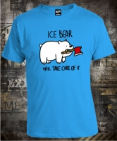 Футболка Ice Bear