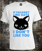 Футболка If You Don't Like Cats