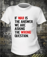 Футболка If war