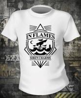 Футболка In Flames Siren Charms