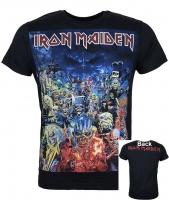 Футболка Iron Maiden A Lot Of Eddie