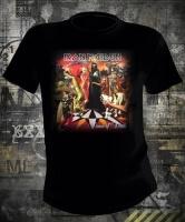 Футболка Iron Maiden Dance of Death