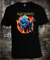 Футболка Iron Maiden Fear