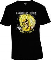 Iron Maiden Killers 81