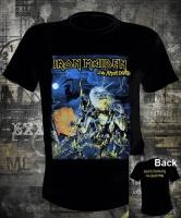 Футболка Iron Maiden Live After Death