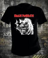 Футболка Iron Maiden Purgatory