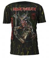 Футболка Iron Maiden Senjutsu