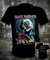 Футболка Iron Maiden The Number Of The Beast
