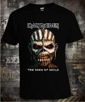 Футболка Iron Maiden The Book Of Souls