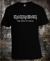 Футболка Iron Maiden The Book Of Souls Logo